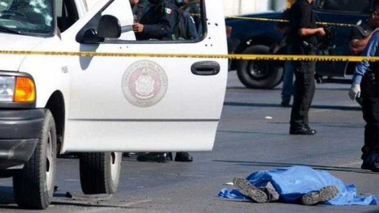En México hubo 20.525 homicidios en 2015