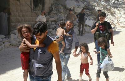 La ONU pide inmediato alto al fuego humanitario en Alepo por masacre en Siria