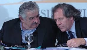 """Almagro: Separarme de Mujica era """"conveniente"""""""