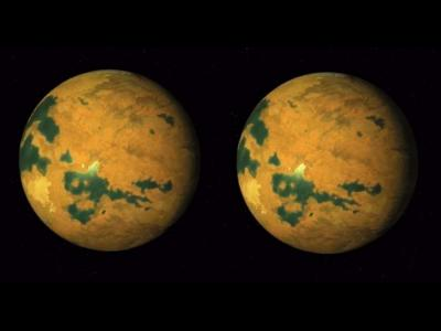 El planeta Vulcano de Star Trek existe