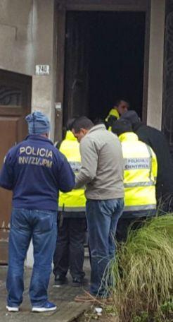 Mujer murió en incendio en Parque Rodó
