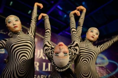 El Cirque du Soleil suspende 40 espectáculos en Turquía