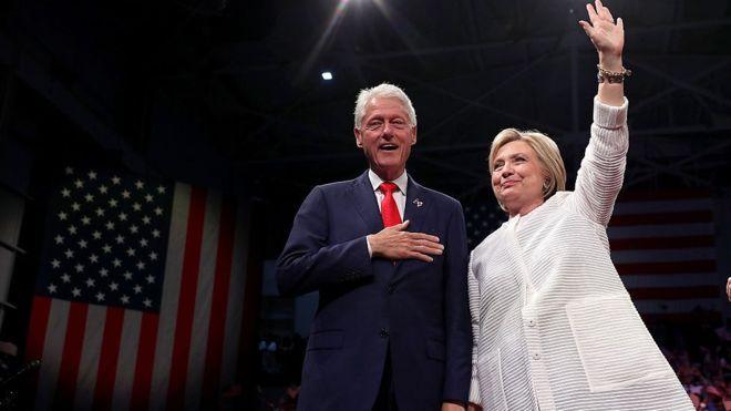 Por qué los Clinton son el matrimonio más odiado por los conservadores de EEUU