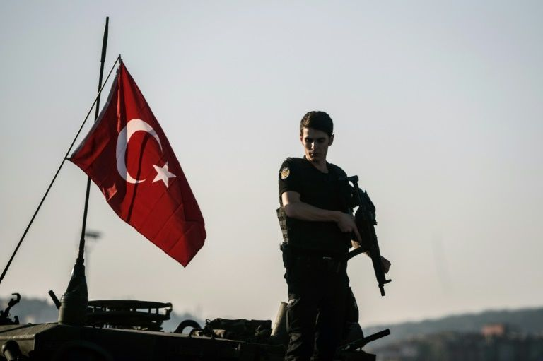 El ejército turco debilitado frente al Estado Islámico