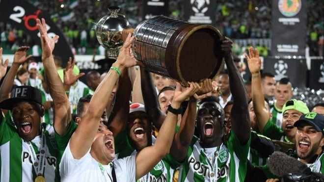 """Atlético Nacional vence al """"matagigantes"""" Independiente del Valle y es campeón de la Copa Libertadores"""