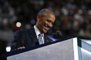 Las mejores frases del discurso de Barack Obama en la convención demócrata