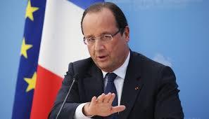"""Hollande replica a Trump que """"Francia siempre será Francia"""""""
