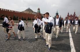 Los atletas rusos excluidos de Río celebran su propio campeonato en Moscú