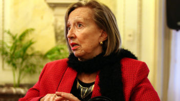 """""""Escolares mulas en Uruguay"""": Muñoz propone combatir el narcotráfico con educación en valores"""