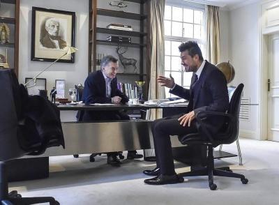 Macri y el miedo a Tinelli