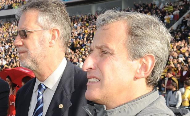 """Damiani: """"No transamos con los delincuentes"""""""