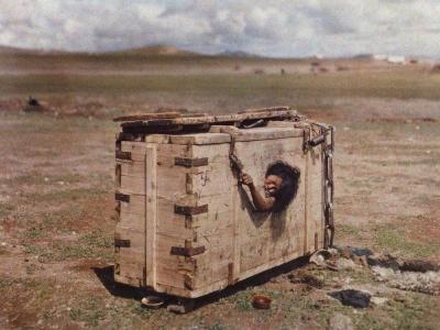 El escafismo, la tortura de las más crueles de la historia