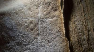 """""""Chat ancestral"""": las cuevas que esconden primeros diálogos entre conquistadores españoles e indígenas americanos"""