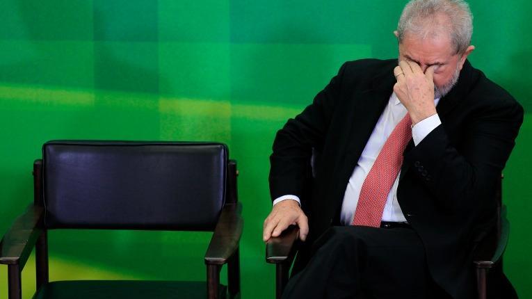 """Lula será enjuiciado por """"obstruir"""" a la Justicia"""