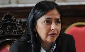 """Delcy Rodríguez: No dar presidencia a Venezuela son """"patadas de ahogado"""""""