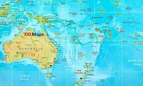 Australia tendrá que corregir su latitud y su longitud y estará más al norte