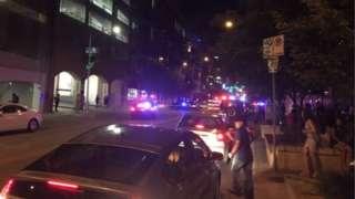 """Tiroteos en Austin dejan """"múltiples víctimas"""", según la policía"""