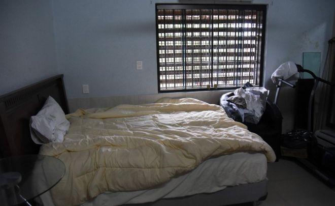 """La fastuosa vida de un narco en su prisión de """"cinco estrellas"""" en Paraguay"""