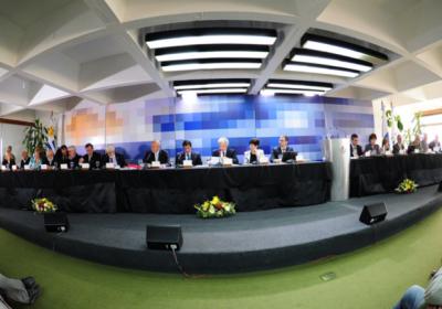 El Consejo de Ministros sesionará este lunes en Carmelo