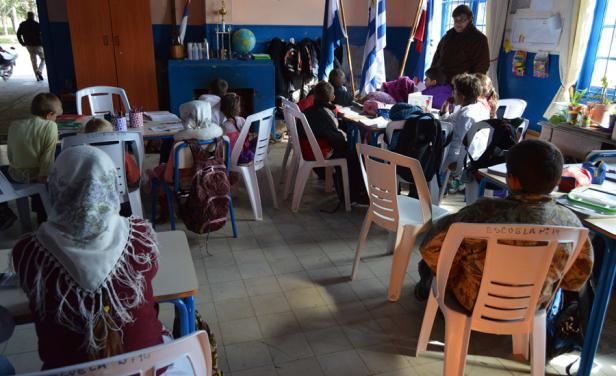 Escuela uruguaya tiene más alumnos rusos que criollos