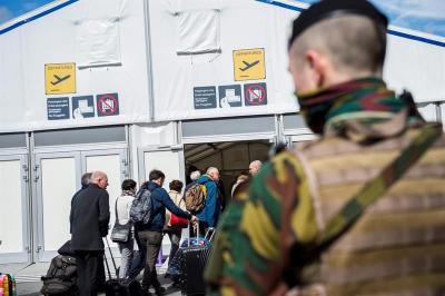 Más de 500 policías piden ayuda psicológica tras los atentados de Bruselas