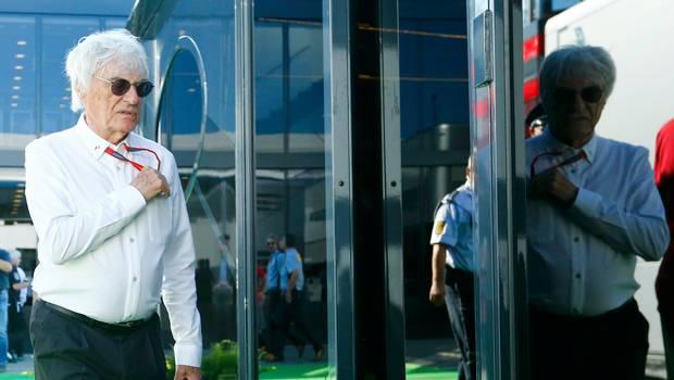 Policía rescata a suegra del jefe de F1 Bernie Ecclestone