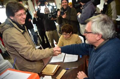 Javier Miranda será el presidente del Frente Amplio