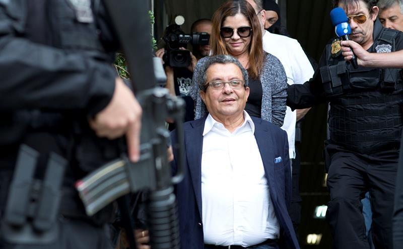 Justicia libera al publicista de Rousseff y Lula