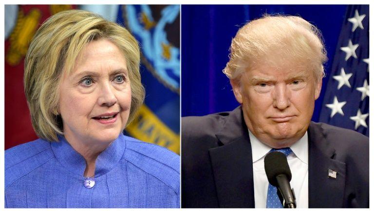 Clinton aumenta ventaja sobre Trump en las últimas encuestas