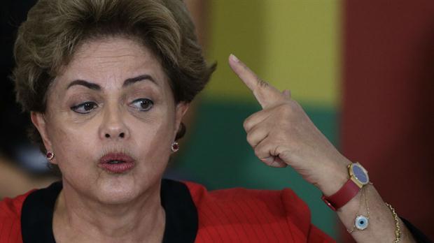 Juicio a Dilma Rousseff comienza el 29 de agosto