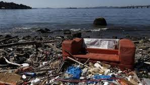 La limpieza de las aguas olímpicas dependerá del capricho de la naturaleza