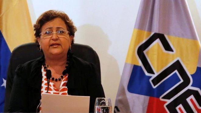 Consejo Nacional Electoral valida el primer paso del referendo revocatorio de Nicolás Maduro