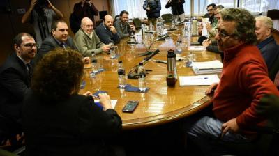 """Los diputados """"rebeldes"""" votan Rendición de Cuentas"""