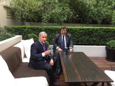 Damini justificó ante la Justicia argentina que no tiene vínculos con el empresario Lázaro Báez