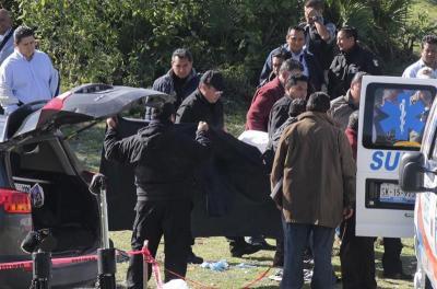 México padece auge de la violencia por crimen organizado alentado por un Estado ineficaz