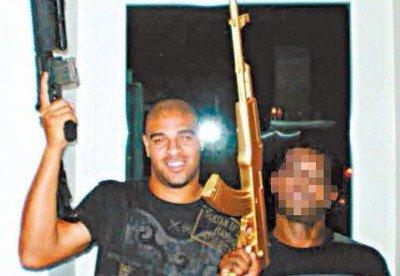 La impactante historia de Adriano: De figura mundial a vivir en una de las favelas más peligrosas de Brasil