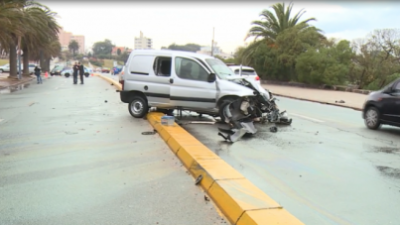 Muertes en el tránsito bajaron 16% en el primer semestre en Uruguay
