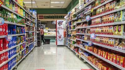 Inflación de julio bajó acumulado de los últimos 12 meses en Uruguay