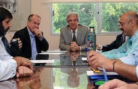 Vázquez recibirá al PIT-CNT el lunes para hablar de los ajustes de salario