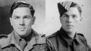 El héroe de la Segunda Guerra Mundial que murió solo y acabó teniendo un funeral multitudinario