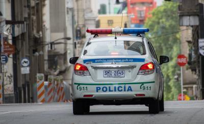 Encontraron cadáver con tobillera electrónica en Rambla de Capurro