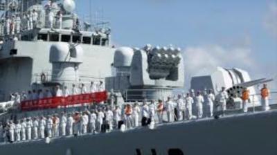 """China pide a sus ciudadanos prepararse para una """"guerra popular en el mar"""""""
