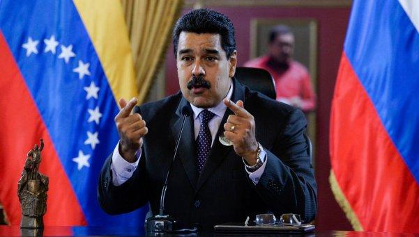 """Maduro: Macri es un """"demacrado"""" y el gobierno paraguayo es """"narcotraficante"""""""