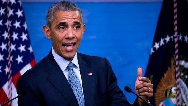 """Obama: """"Es difícil evitar los ataques de los lobos solitarios del Estado Islámico"""""""