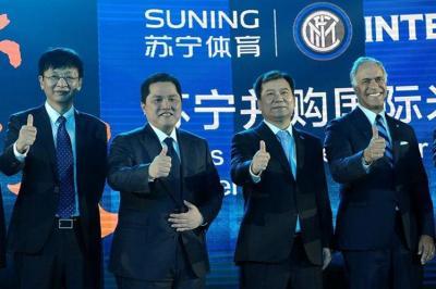 Los chinos compran el Milan por 828 millones de dólares