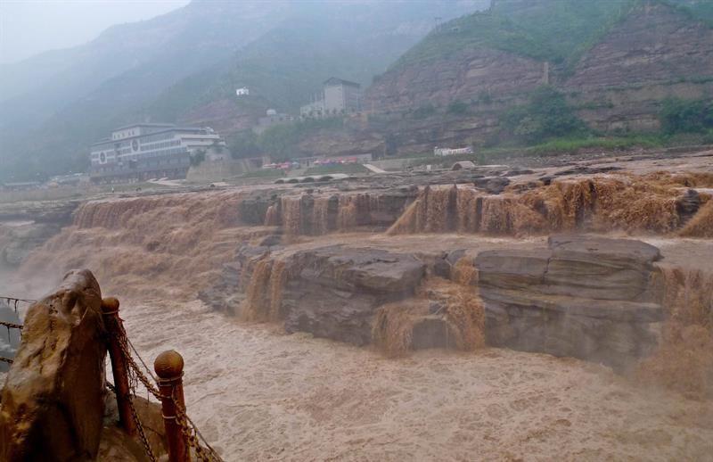Hallan pruebas de la legendaria inundación que inició la civilización china hace 4.000 años