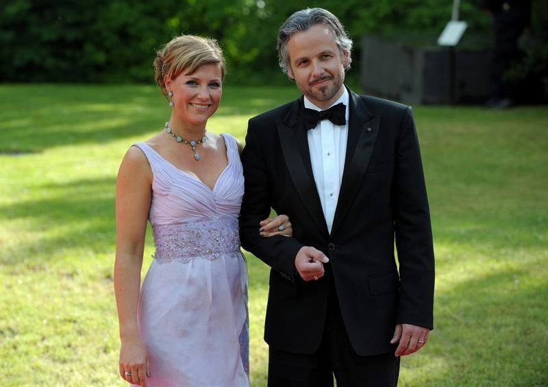 La princesa Marta Luisa de Noruega y el escritor Ari Behn se divorcian tras 14 años de matrimonio