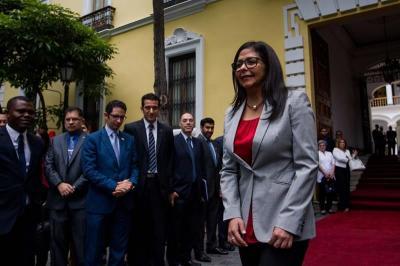 Caracas dice que no permitirá que