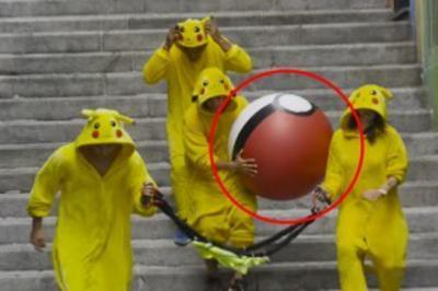 La 'venganza de los pokémones'