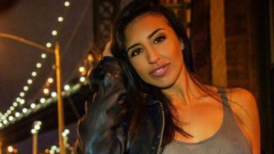 El asesino de la bloguera de 'fitness' la localizó gracias a Instagram